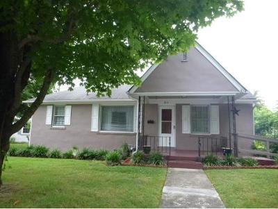 Kingsport Single Family Home For Sale: 814 Lamont Street