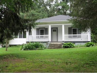Johnson City TN Single Family Home For Sale: $174,500