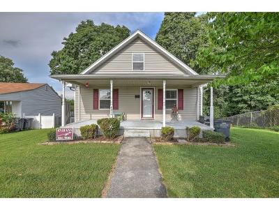 Kingsport Single Family Home For Sale: 2533 Lafayette Circle