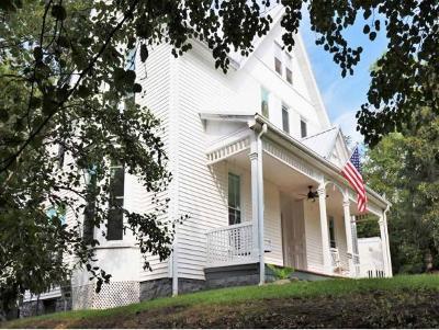 Bristol VA Single Family Home For Sale: $260,000