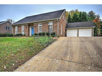 Greeneville TN Single Family Home For Sale: $239,900