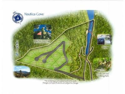 Butler Residential Lots & Land For Sale: TBD Gordon Ridge Road