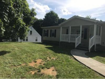 Single Family Home For Sale: 102 Wampler Street