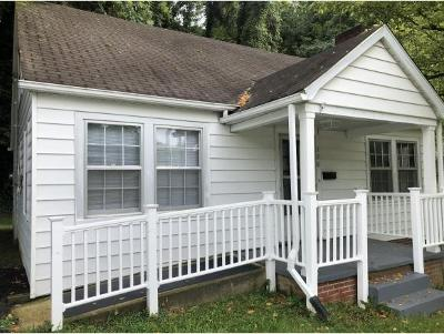Greeneville Single Family Home For Sale: 328 E Church St