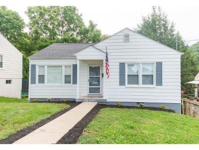 Bristol Single Family Home For Sale: 2330 Anderson St