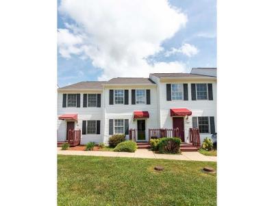 Bristol VA Condo/Townhouse For Sale: $88,500
