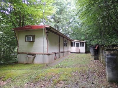 Single Family Home For Sale: 761 Heck Branch Rd