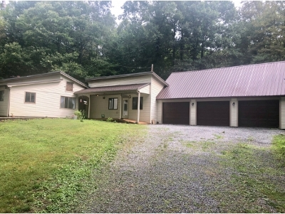 Piney Flats Single Family Home For Sale: 1097 Haw Ridge Rd