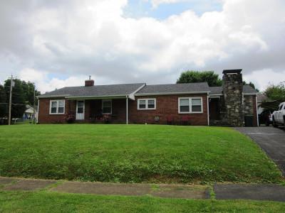 Elizabethton Single Family Home For Sale: 501 S Watauga Ave