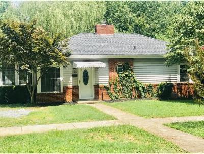Johnson City Single Family Home For Sale: 806 E Hillcrest