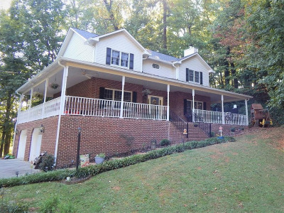 Kingsport Single Family Home For Sale: 276 Timberland Circle