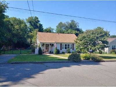 Elizabethton Single Family Home For Sale: 519 Washington Ave