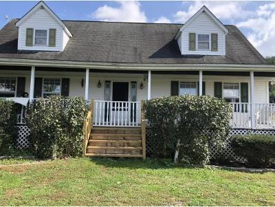 Single Family Home For Sale: 801 Dyer Farm Private Lane