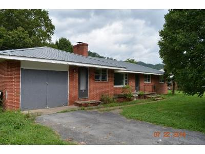 Erwin Single Family Home For Sale: 107 Temple Hill Rd