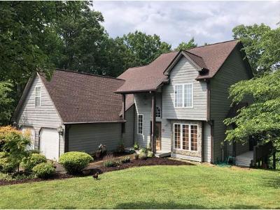 Erwin Single Family Home For Sale: 109 Oak Ridge Rd