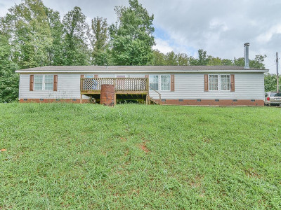 Elizabethton Single Family Home For Sale: 160 Shalom Drive