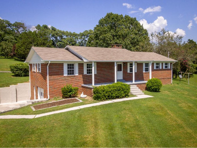 Morristown Single Family Home For Sale: 4591 Davy Crockett Parkway