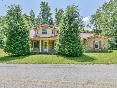 Single Family Home For Sale: 276 Little Cassi Creek Road