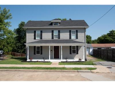 Kingsport Single Family Home For Sale: 637 Arch Street