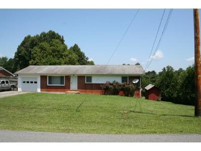 Jonesborough Single Family Home For Sale: 322 Sycamore