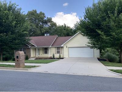 Single Family Home For Sale: 310 Post Oak Drive