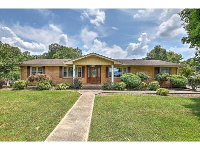Single Family Home For Sale: 157 Liberty Church Road