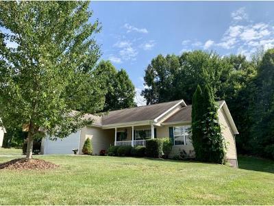 Jonesborough Single Family Home For Sale: 1122 American Way