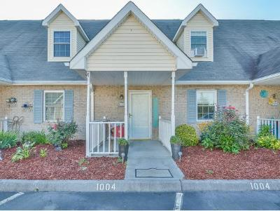 Kingsport Condo/Townhouse For Sale: 1004 Milton #1004