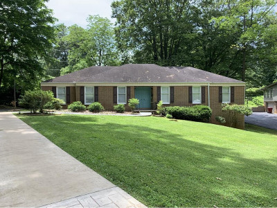 Single Family Home For Sale: 1008 Friar Tuck Rd