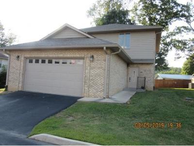 Johnson City Condo/Townhouse For Sale: 575 Boring Chapel #33