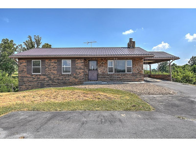 Single Family Home For Sale: 651 Sugar Hollow Road