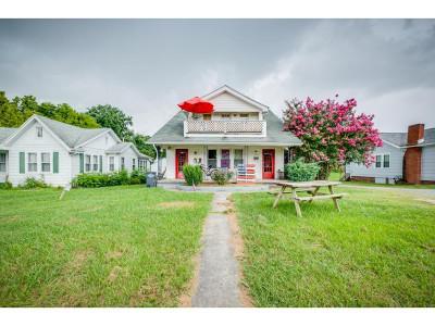 Kingsport Multi Family Home For Sale: 1308 E Center Street