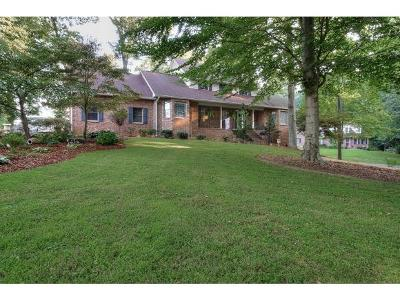 Johnson City Single Family Home For Sale: 1239 Olde Oaks Drive