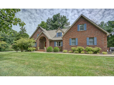 Single Family Home For Sale: 100 Lake Harbor Drive