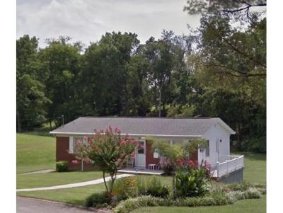 Morristown Single Family Home For Sale: 506 Gaston
