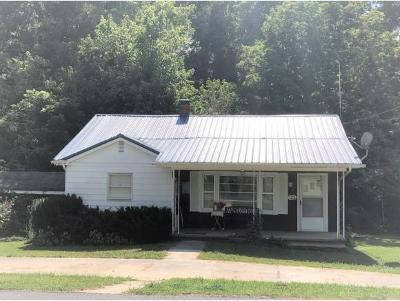 Single Family Home For Sale: 123 Telford New Victory Rd