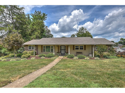 Kingsport Single Family Home For Sale: 305 Cory Way