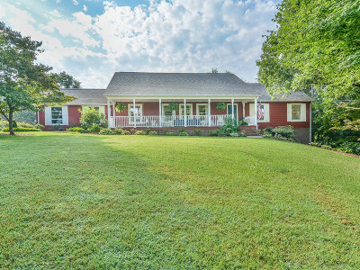 Kingsport Single Family Home For Sale: 5500 Commanche Drive