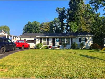 Single Family Home For Sale: 1841 Jackson Hollow Rd