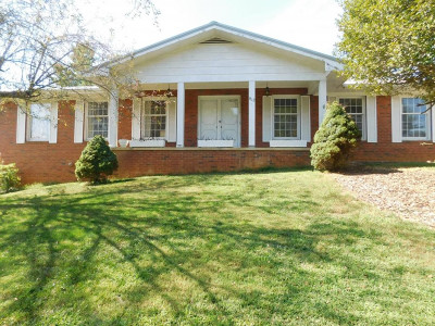 Single Family Home For Sale: 812 North Hills Drive