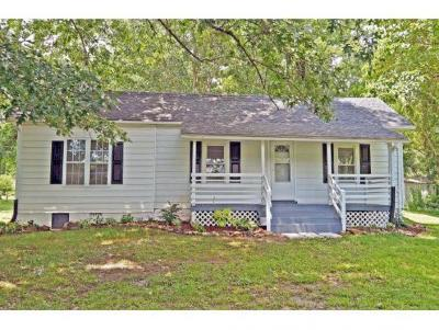 Elizabethton Single Family Home For Sale: 112 Garrett Estep Rd.