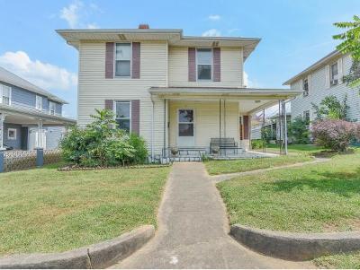 Erwin Single Family Home For Sale: 217 Tucker Street