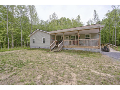 Cocke County Single Family Home For Sale: 581 Miller Road