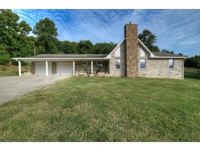 Elizabethton Single Family Home For Sale: 182 Clay Little Road