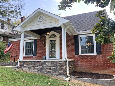 Greeneville Single Family Home For Sale: 200 Sevier Ave