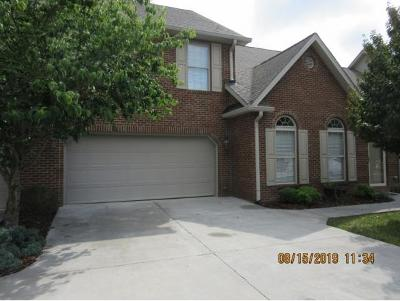 Johnson City Condo/Townhouse For Sale: 404 E Mountain View #302