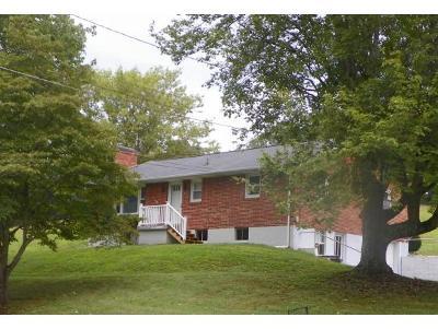 Bristol VA Single Family Home For Sale: $125,900