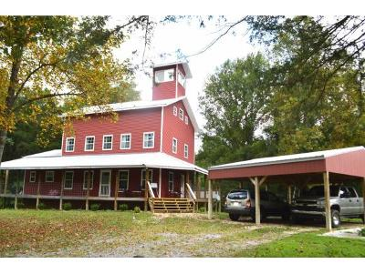Single Family Home For Sale: 765 English Mountain Rd.