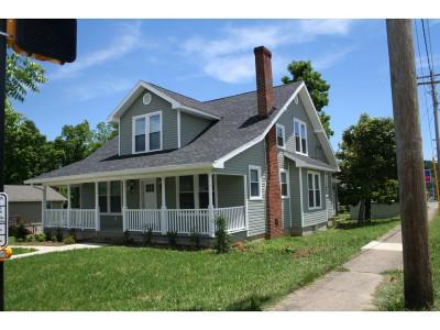 Johnson City Single Family Home For Sale: 1300 E Watauga Ave