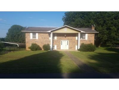 Greeneville TN Single Family Home For Sale: $80,000